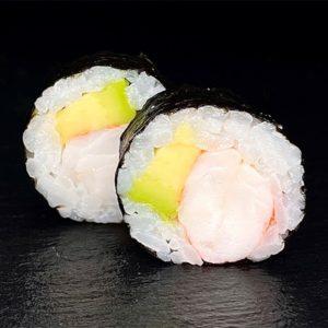 9. Ebi-Avokado-Maki