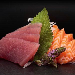 37. Gemischtes Sashimi
