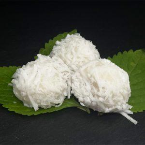 55. Kokos-Bällchen