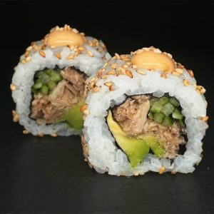 501. Teriyaki-Thunfisch
